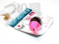 AURA エースRX -  #ピンク サイズ00 穴径2.0mm
