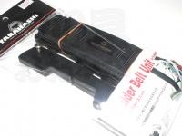 タナハシ製作所 カスタマイズパーツ -  ショルダーベルトユニット #ブラック