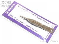カハラジャパン KJ スプリットリングオープナー - ミニスプリットリングオープナー #シルバー 69mm
