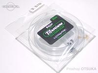 ノーマーク タイタニウム -  フレックスパワーナイロンライン #ライトグレー 3.5lb 80m