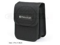 フルクリップ パックツーVF - FPU-006 #ブラック 約8.5cm×12.5cm×5.3cm
