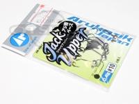 キザクラ アルカジック - ジャックアッパー 0.4g #10 BKニッケル