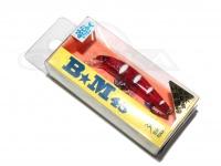 34(サーティーフォー) ハードルアー - BM45 #10 パーロッソ スローシンキング 2.1g 45mm