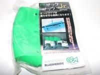 巣山技研 ER サックサック Jr - SK145 #グリーン レギュラーガイド 100mm以下ルアー対応
