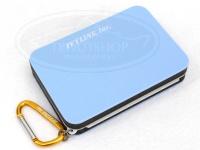 アイビーライン マグネットスプーンケース -  S #ブルー サイズ H108 W74 D20(mm)