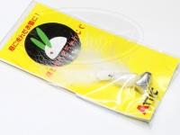 アチック うさちゃんジグ - ボトム 2.5g #03 バニラ 2.5g