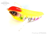 アチック ピッチンクローラー ジュニア -  #02 パッションギル 85mm 45g フック:ST36BC#2