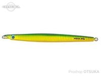 メロン屋工房 メタルジグ - ウィークベイトSD #ホログリーンゴールド 150g