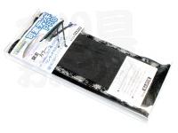 嶋屋 ナヌーク - 可変デッキプロ #銀箔 天板サイズ 105×260mm 約700g