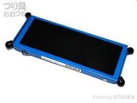 嶋屋 ナヌーク - 可変デッキプロ # ブルー 天板サイズ 105×260mm 約700g