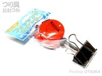 嶋屋 ナヌーク - クリップカウンター # レッド クリップ式