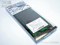 嶋屋 ナヌーク - 可変デッキプロ #限定カラー グリーン銀箔 天板サイズ 105×260mm 約700g