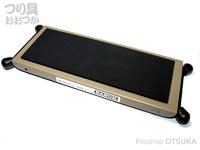 嶋屋 ナヌーク - 可変デッキプロ # アーバンブラウン 天板サイズ 105×260mm 約700g