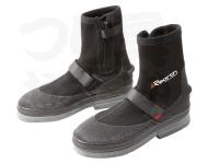 モビーディック リアス リーフブーツレッド - FFW-5100 #ブラック スパイク 28cm