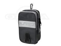 モビーディック リアス チェストポーチ - FAC-1060 #ブラック/グレー