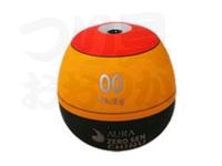 AURA ゼロセン - チヌ #オレンジ サイズ 000 自重 15.0g