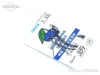 グゥーバー フェロモンチェリー -  ブルー がまかつ ワーム321 #2/0