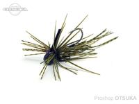 レイドジャパン エグダマ -  タイプレベル 5.5g  #001 グリーンパンプキンシード 5.5g Feco認定商品