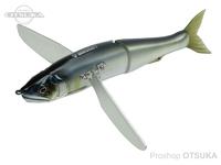 ガンクラフト ジョイクローラー 178 - タイプF  #01 邪鮎 178mm 2ozクラス