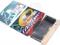 オオモリ 凱 ノンスリップ板オモリ - L 鉛色 0.30mm