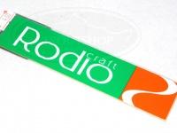 ロデオクラフト ステッカー -  #グリーン/オレンジ 162×36mm
