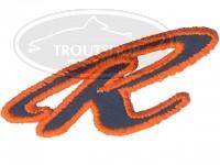 ロデオクラフト ワッペン - ロゴ(R) #ネイビー