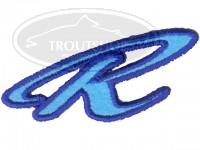 ロデオクラフト ワッペン - ロゴ(R) #スカイブルー