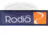 ロデオクラフト ワッペン - ロゴミニ(RODIOCRAFT) # ネイビー