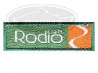 ロデオクラフト ワッペン - ロゴミニ(RODIOCRAFT) # グリーン