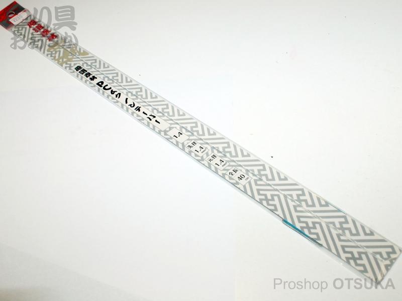 かちどき 凱 PCムク 凱 PCムク ノンテーパー 先径1.4mm 元径1.4mm 全長40cm -