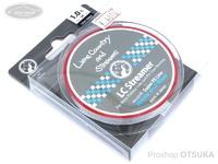 ライムカントリーアンドストリームス LCストリーマー -  #ホワイト/ブルー 1.0号 MAX20lb 150m/164yd