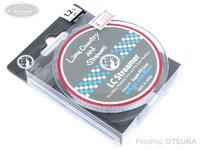 ライムカントリーアンドストリームス LCストリーマー -  #ホワイト/ブルー 1.2号 MAX24lb 150m/164yd