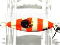 下田漁具 ゼスタ マイクロビー -  7g #51 ZLO ゼブラグローオレンジ 7g