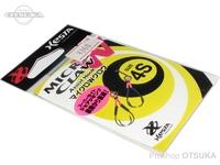 ゼスタ アシストフック - マイクロWクロウ - サイズ #4S