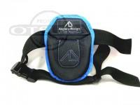 アングラーズデザイン FSパッド - ADA-08-BS #ブルーステッチ W140mm×H200mm