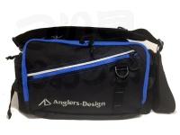 アングラーズデザイン AD・ウエストバッグIV - ADB-27AZ #アズーリ 30×23×15cm