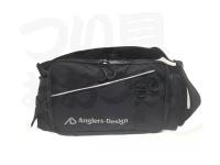アングラーズデザイン AD・ウエストバッグIV - ADB-27RS #ホワイト 30×23×15cm