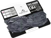 アングラーズデザイン フェイスガード - ADA-12BKC #ブラック フリー
