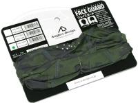 アングラーズデザイン フェイスガード - ADA-12GRC #グリーンカモ フリー