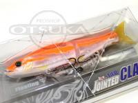 ガンクラフト ジョインテッドクロー - 148改 #紀ノ国オレンジ 148mm  フローティング