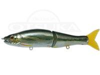 ガンクラフト ジョインテッドクロー - 148改 #01 ウグイ(降海型) 148mm 1.3oz スローシンキング 15-SS