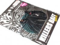 ガンクラフト キラーズベイト -  ミニ2 #09B ブラック 3/8oz