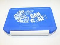 ガンクラフト タックルボックス - シャドーフェイス マルチ ボックス #ブルー/ホワイト