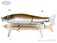 ガンクラフト ジョインテッドクロー - 70 タイプF #AR-02 グリーンペレット 4.1g 70mm フローティング