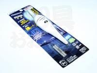 ハピソン 白発光 ラバートップミニウキ - YF-8612 #白色光 適合オモリ 2.0号相当