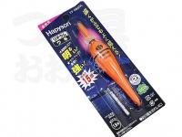 ハピソン 赤発光 ラバートップミニウキ - YF-065DL #赤色光 適合オモリ 1.5号相当