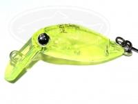ロデオクラフト プチモカ -  SR-F #オオツカオリカラ クリアーチャート 25mm 1.0g フローティング