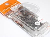 ロデオクラフト シングルフック - ロデオクラフト ハニカムTフック フッ素コート - サイズ #3