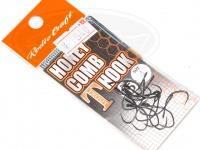 ロデオクラフト シングルフック - ロデオクラフト ハニカムTフック フッ素コート - サイズ #4