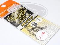 ロデオクラフト シングルフック - ロデオクラフト クラッチフック - サイズ #6